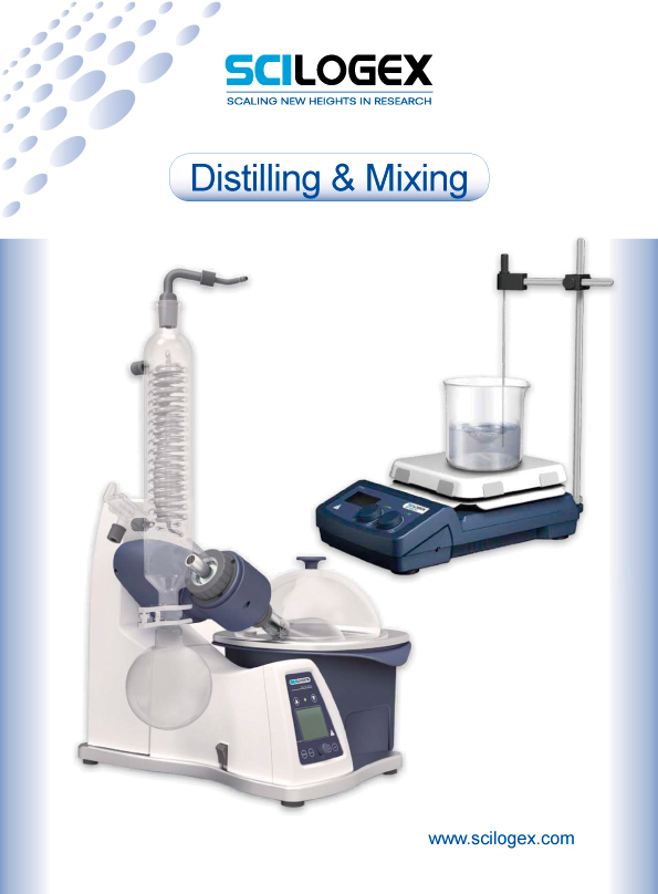 Catálogo Scilogex Equipos de laboratorios